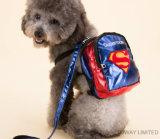 Portadores bonitos do animal de estimação da trouxa do cão do Spiderman do superman da qualidade