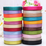 Polyester-China-Normallack-gedrucktes Farbbandgrosgrain-Farbband 100%