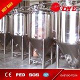 Fermentadora del acero inoxidable para la cervecería/la destilería