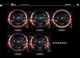 Вспомогательное оборудование дешевой втулки крышки рулевого колеса автомобиля PU низкой стоимости цены кожаный автоматическое