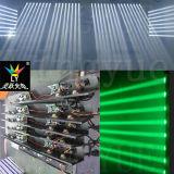 Het bewegen van van de Hoofd LEIDENE van DJ van de Straal de Lichten van het Stadium 8X10WStaaf