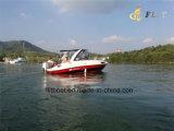 шлюпка 730 кабины рыболовства 10-12passengers