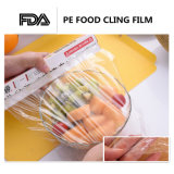 플라스틱 PE는 필름 도매를 위한 음식 포장을%s 달라붙는다