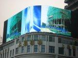 Afficheur LED de publicité imperméable à l'eau d'écran extérieur de l'intense luminosité P10