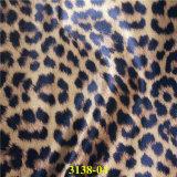 Ультрамодная кожа PU Syntheitc зерна леопарда для вспомогательного оборудования способа