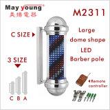 Schönes Cer M2311 RoHS drehendes Herrenfriseur-System Pole