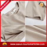 T-shirt d'hôtel avec la couleur de Brown pour l'usage remplaçable