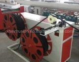 Продукция трубы из волнистого листового металла одностеночного PVC шланга/сада/линия штрангя-прессовани