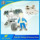 Distintivo su ordinazione 100% di Pin di metallo di prezzi di fabbrica per la promozione (XF-BG20)