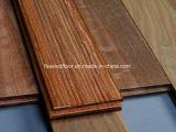 Suelo brasileño de alta densidad de la madera dura de la nuez