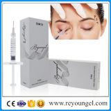 Enchimento cutâneo ácido facial de Hyaluronate para o realce do bordo