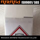 UHF/860-960MHzの印刷できるカスタム付着力のステッカーRFIDの主札