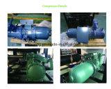 100HP 300kw Luft abgekühlter Schrauben-Kühler-Preis für Lackfabrik