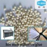Pegamento caliente del derretimiento del pegamento de EVA de la alta calidad para la encuadernación