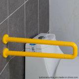Ss304 & Nylon пластичные штанги самосхвата туалета ванной комнаты для инвалид