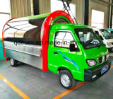 Camion elettrico dell'alimento, camion di consegna elettrico dell'alimento