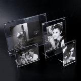 Acryl Vrij Bevindend Frame voor het Tussenvoegsel van de Decoratie van het Beeld van de Foto