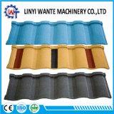 Mattonelle di tetto romane di vendita di riciclabilità del metallo rivestito caldo della pietra