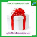 Vakje van het Huwelijk van het Vakje van het Parfum van het Vakje van het Document van de Juwelen van het Vakje van het Document van de Gift van Kerstmis van het Embleem van het Ontwerp van de douane het Mooie