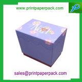 عادة اثنان قطعة صلبة صندوق من الورق المقوّى هبة [ببر بوإكس] [جولري بوإكس] مع خيط مقبض
