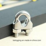 Зажимы веревочки провода DIN 741 нержавеющей стали для соединяться