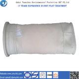 Мешок пылевого фильтра для корпуса фильтра мешка используемого для цедильного мешка собрания пыли PTFE