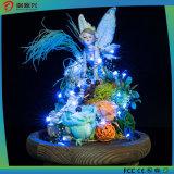عيد ميلاد المسيح مهرجان [لد] خيط أضواء