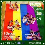 Colorido DIY jardín de infancia Decoración Patio de juegos de hierba