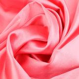 100% polyester tissu en peau de pêche en microfibre tissu étanche brossé