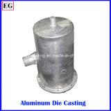T280 mueren el molde de enfriamiento del aluminio del disipador de calor LED de la luz hecha a máquina del molde