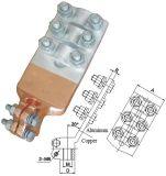 Tipo braçadeiras bimetálicas da placa da pasta da série de Sbg de Pólo da preensão