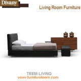Teem Luxury Furniture King Size Bed
