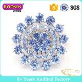 装飾のための卸し売りローズの花の真珠のブローチ