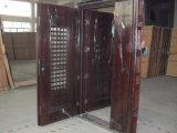Двойная дверь Composit стальная с 2 листьями двери