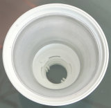 Marco de aluminio de 12 W dentro de la luz de bulbo del LED
