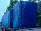 공장 가격 PVC는 트럭 덮개를 위한 직물을 입혔다