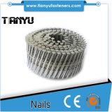 15 Grado de la bobina de alambre de hierro Nails