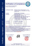Ez4auxz сигнализируя вспомогательный контакт в MCCB (Fnt9m)