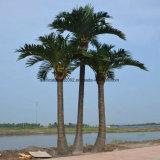 Sintético de 5 metros de palma de coco artificial