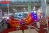 Hot-Selling Kid Ride Crazy Plane Equipamiento Indoor Amusement