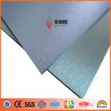 Panneaux spéciaux à base d'aluminium brossé fonctionnel