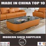 Mobilia domestica L sofà della piuma di figura della mobilia del salone