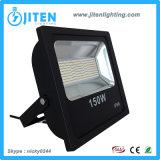 옥외 사용, IP65 15000lm 에너지 절약 50000hours 수명을%s 150W LED 투광램프 정착물