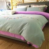 Dormitorio del algodón del cepillo suave para el adulto