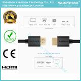 15m 1.4V de Kabel HDMI van de Hoge snelheid 1080P voor PS3 TV HD