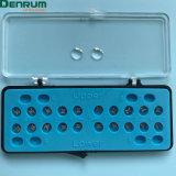 Paréntesis de filo ortodónticas de Monoblock de la fabricación de Denrum