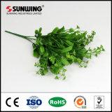 사무실 장식을%s 인공적인 올리브 잎 분지를 정원사 노릇을 하기
