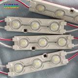 SMD5050 Waterproof a lente da lâmpada do módulo três do diodo emissor de luz