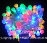 Luz encendida bola al por mayor de la Navidad LED LED para el uso al aire libre del partido/del festival/de la boda