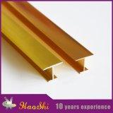 Ajuste de aluminio flexible del azulejo de la decoración de la escalera
